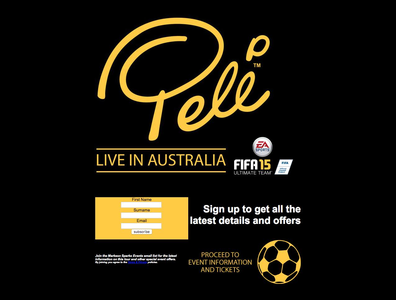 pelelive_website