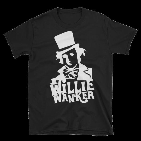 Willie Wanka – Short-Sleeve Unisex T-Shirt